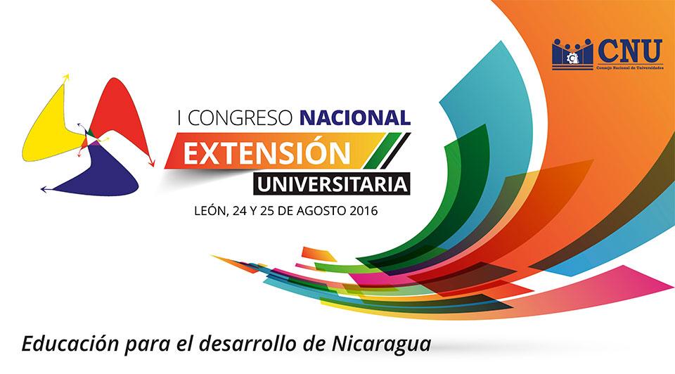 I Congreso Nacional de Extensión Universitaria