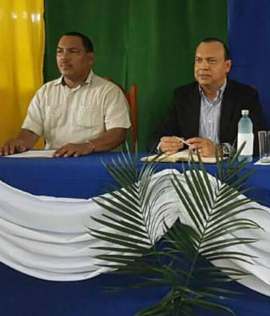 Fray Carlos participa en la lección inaugural del año lectivo de URACAN